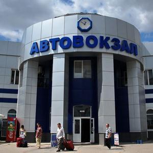 Автовокзалы Золотково