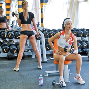 Фитнес-клубы Золотково