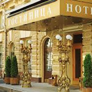Гостиницы Золотково
