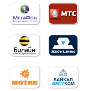 Операторы сотовой связи Золотково