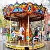 Парки культуры и отдыха в Золотково
