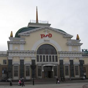 Железнодорожные вокзалы Золотково