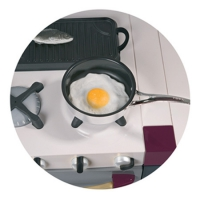 Встреча - иконка «кухня» в Золотково